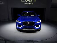 thumbnail image of Jaguar C-X17 Sports Crossover Concept Frankfurt 2013