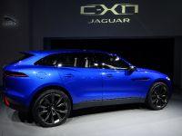 Jaguar C-X17 Sports Crossover Concept Frankfurt 2013
