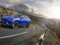Jaguar C-X17 Sports Crossover Concept, 11 of 33