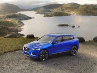 Jaguar C-X17 Sports Crossover Concept, 13 of 33