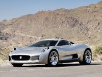 Jaguar C-X75 Concept, 1 of 16