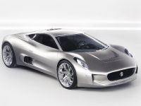 Jaguar C-X75 Concept, 2 of 16