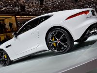 Jaguar F-TYPE Coupe Geneva 2014