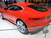 Jaguar F-TYPE Coupe Geneva 2014