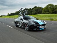 Jaguar F-TYPE Coupe High Performance Support Vehicle, 6 of 15