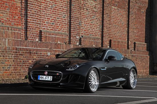 Jaguar F-Type Coupe Schmidt Revolution
