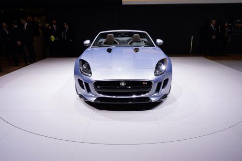 2013 Geneva Motor Show: Jaguar F-Type