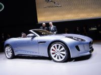 Jaguar F-Type Geneva 2013, 2 of 4