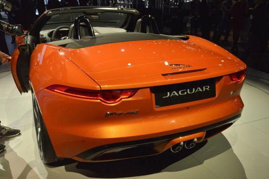 Jaguar F-Type Los Angeles