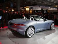 thumbnail image of Jaguar F-TYPE Paris 2012