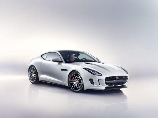 Jaguar F-TYPE R Coupe