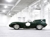 Jaguar Lightweight E-type and 1995 Jaguar Heritage D-Type, 1 of 2