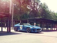 Jaguar Project 7 Concept Car, 2 of 7