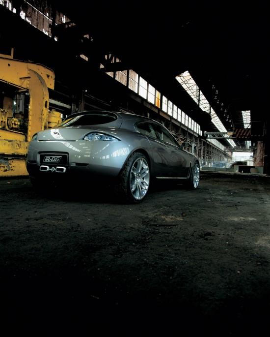 Jaguar R D6 Concept Picture 31423