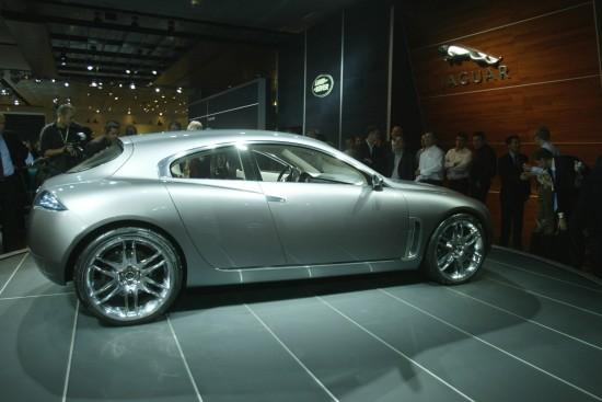 Jaguar R D6 Concept