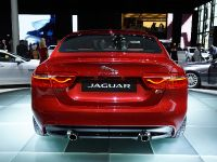 thumbnail image of Jaguar XE Paris 2014