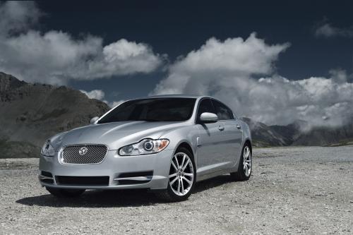 Новый Jaguar XF Diesel S