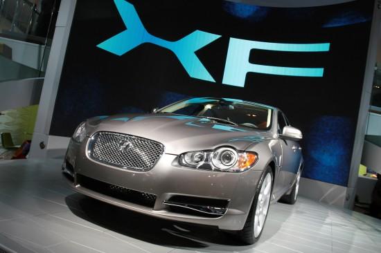 Jaguar XF Frankfurt
