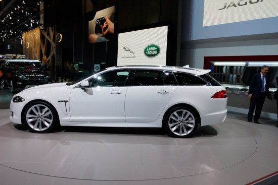 Jaguar XF Sportbrake Geneva