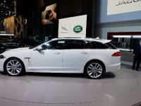 Jaguar XF Sportbrake Geneva 2012, 1 of 4