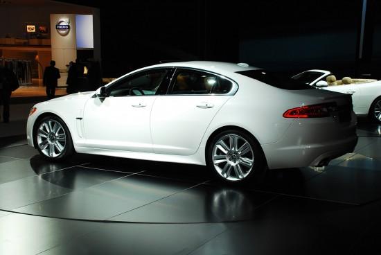 Jaguar XFR Detroit
