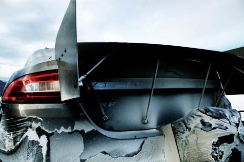 Новый XF Supercharged-это официально самый быстрый Jaguar когда-либо в 225mph