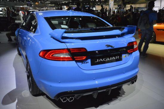 Jaguar XFR-S Los Angeles