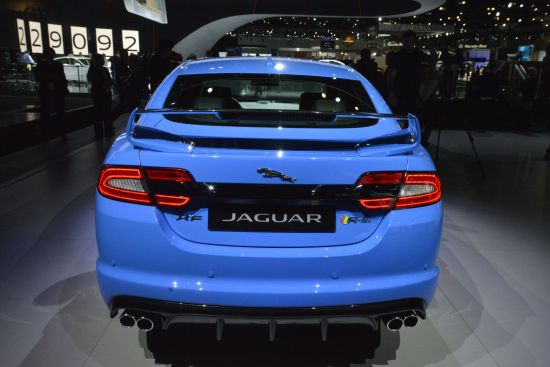 Jaguar XFR-S Los Angeles