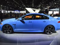 Jaguar XFR-S Los Angeles 2012