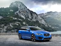 Jaguar XFR-S Sportbrake, 5 of 22