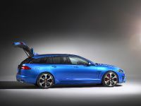Jaguar XFR-S Sportbrake, 8 of 22