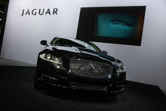 Jaguar XJ Frankfurt