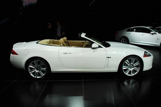 Jaguar XJR Convertible Detroit