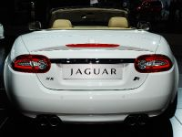 thumbnail image of Jaguar XJR Convertible Detroit 2009