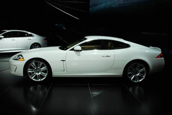 Jaguar XJR Coupe Detroit