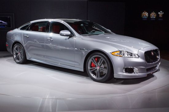 Jaguar XJR New York