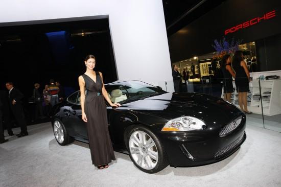 Jaguar XKR Frankfurt
