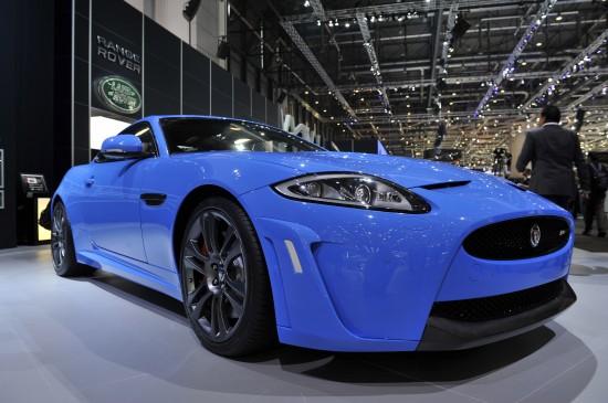 Jaguar XKR-S Geneva