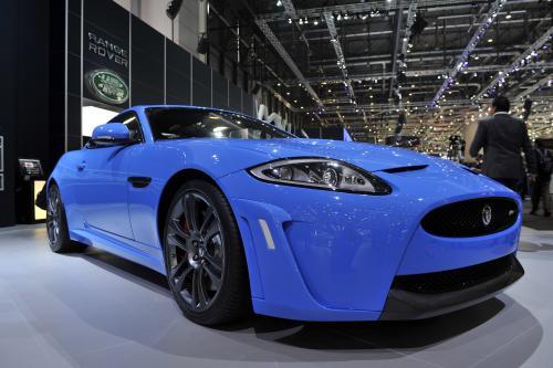Женева 2011: Jaguar XKR-S