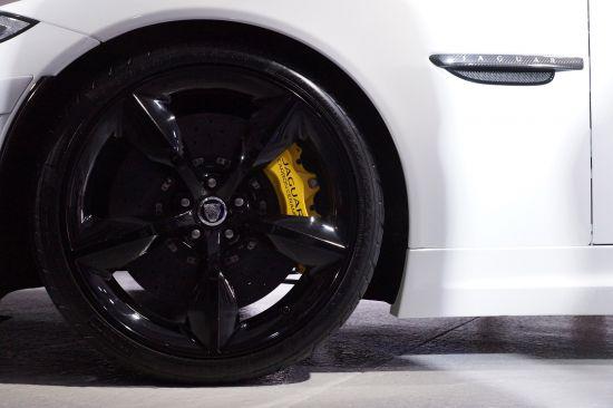 Jaguar XKR-S GT New York