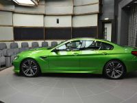 Java Green BMW M6 Gran Coupe, 1 of 18