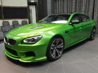 Java Green BMW M6 Gran Coupe, 5 of 18