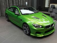 Java Green BMW M6 Gran Coupe, 7 of 18