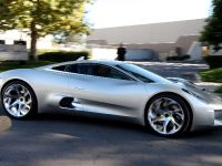Jay Leno and Jaguar C-X75 Concept, 12 of 16