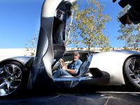 Jay Leno and Jaguar C-X75 Concept, 13 of 16