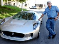 Jay Leno and Jaguar C-X75 Concept, 15 of 16