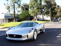 Jay Leno and Jaguar C-X75 Concept, 16 of 16