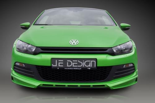 Дизельные VW Scirocco by JE Design