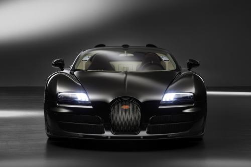 Bugatti Jean Veyron (Жан Вейрон) Легенда. Мировая премьера [фотографии]