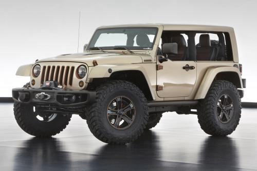 Jeep and Mopar Six Concepts, 1 of 23